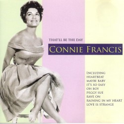 Connie Francis, That'all be the Day